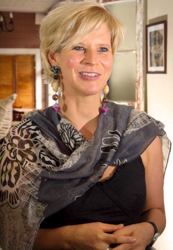 Dr Cordula Reimann Portrait